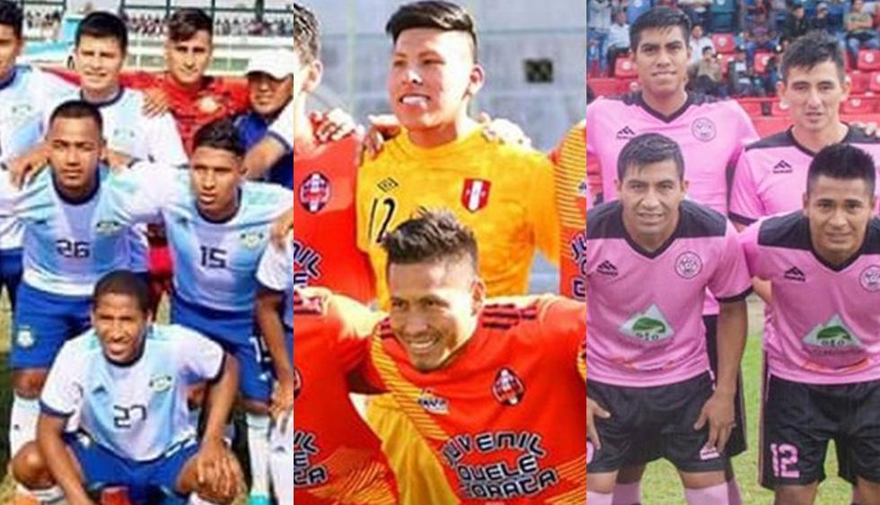 Copa Perú: así lucen las peculiares camisetas de los cincuenta equipos clasificados a la etapa nacional 2019   FOTOS