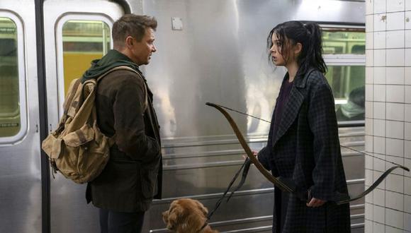 Marvel: ¿por qué Hawkeye entrena a Kate Bishop y no a su hija Lila Barton? (Foto: Marvel Studios/ Disney+)