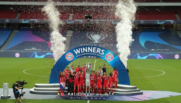 Bayern Munich es el vigente campeón de la Champions League. (Foto: AFP)