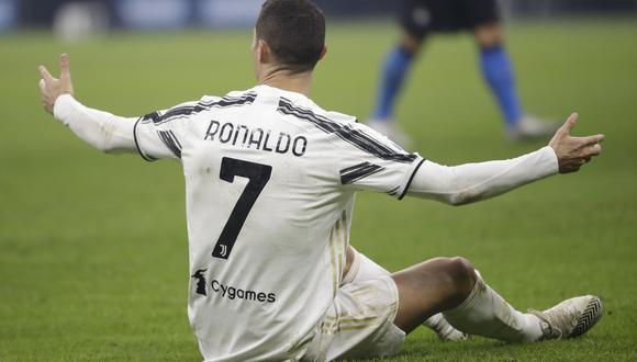 Cristiano Ronaldo lleva anotados 760 goles en toda su carrera. (Foto: AP)