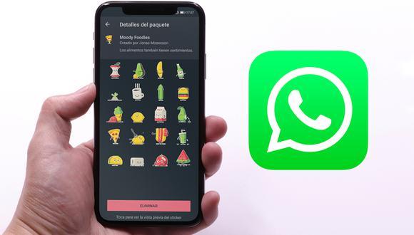 ¡Ya es posible obtener los stickers animados en WhatsApp! Conoce cómo enviarlos primero. (Foto: WhatsApp)