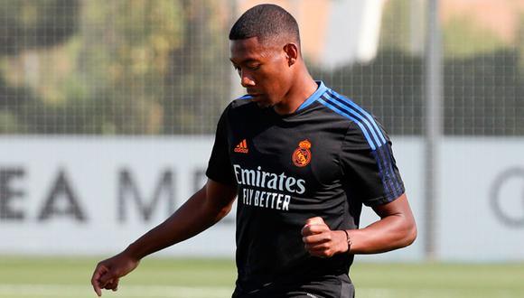 David Alaba firmó por el Real Madrid hasta el 2026. (Foto: RMCF)