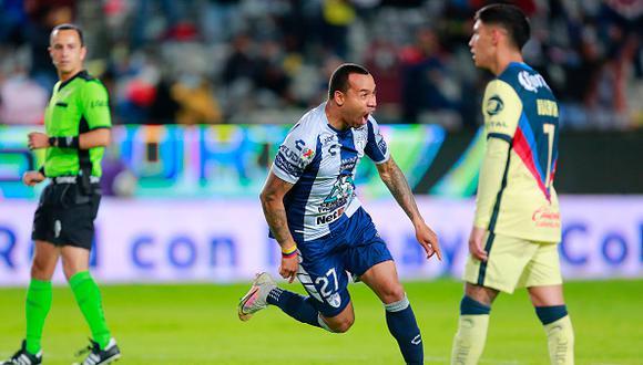 América vs. Pachuca jugaron por los cuartos de final de la Liguilla MX 2021 este jueves (Foto: Getty Images)