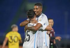 Con un pie y medio en cuartos: Gremio ganó 2-0 a Guaraní en Paraguay por la Copa Libertadores