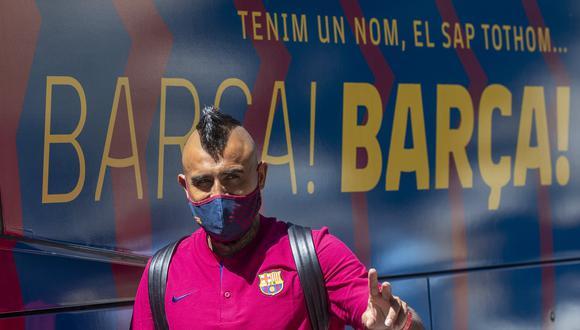 Vidal sostendrá última reunión con dirigentes de Barcelona. (Foto: AP)
