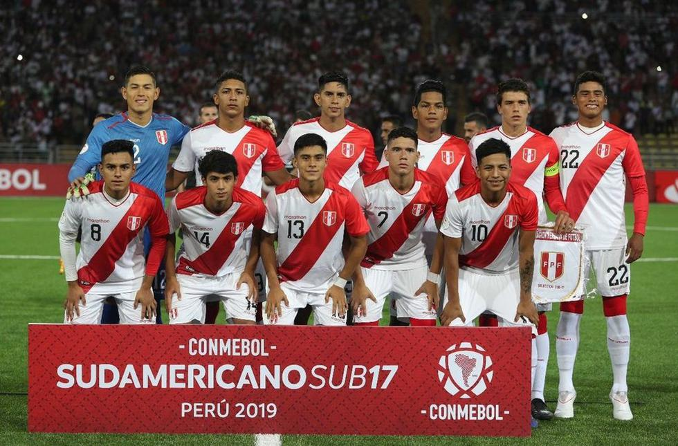 El 61% de los elementos de la Selección Peruana Sub 17 2019 ya debutaron en primera división. (Foto: Francisco Neyra)