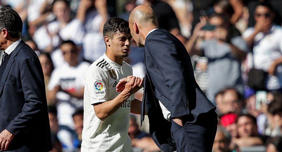 Brahim Díaz llegó al Real Madrid procedente del Manchester City. (Getty)