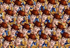 Andy lo dejó olvidado: halla a Slinky entre los Woody del desafío viral de Toy Story