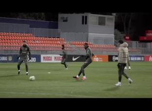 Copa del Rey: Atlético de Madrid fue eliminado por el Cornellà de Segunda B