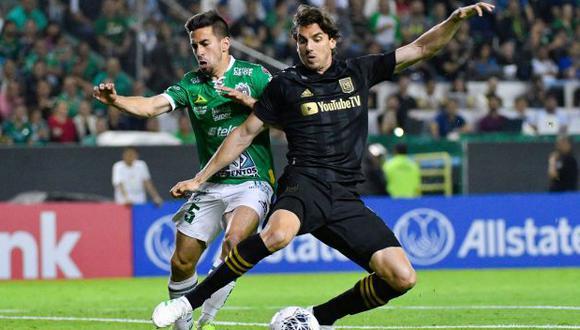 Los Angeles FC venció 3-0 a León y avanzó a cuartos de final de la Concachampions 2020. (Foto: Club León)