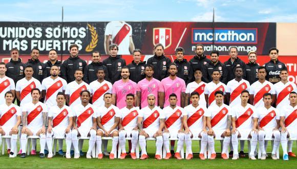 A un día del Perú vs. Colombia: una radiografía al equipo de Gareca (Foto: Selección Peruana)