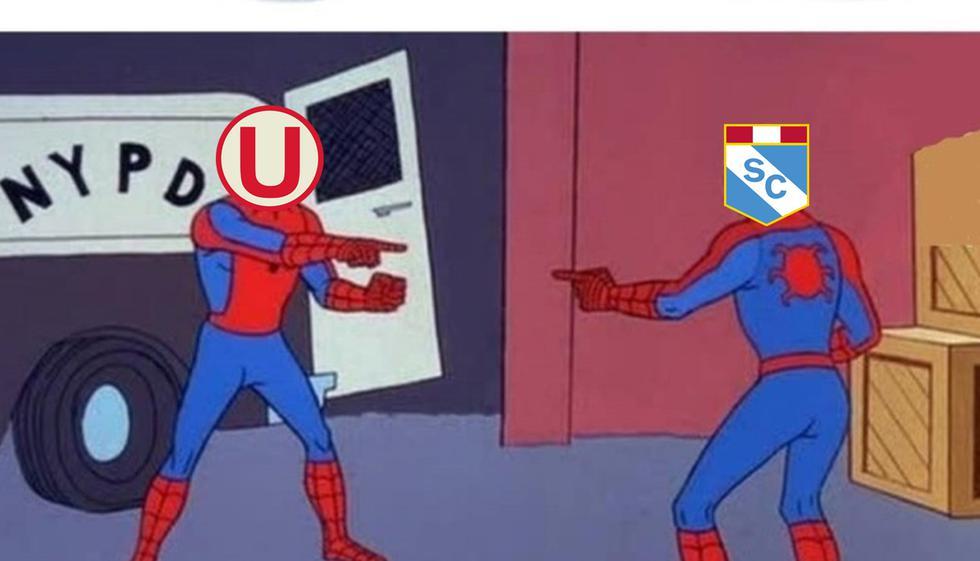 Universitario de deportes es la burla de los memes. (FACEBOOK)