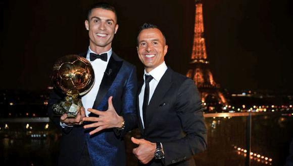 Cristiano Ronaldo tiene contrato con Juventus hasta junio de 2022. (AFP)