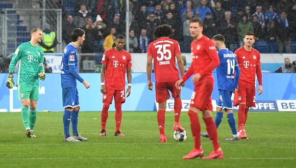 Hoffenheim criticó a Bayern Munich. (Foto: Getty Images)