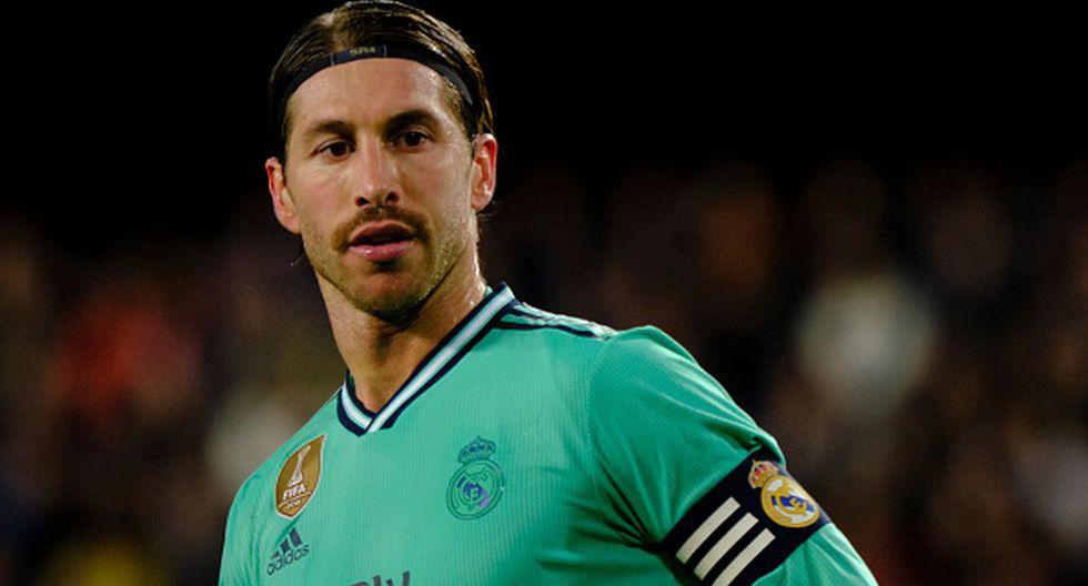 Sergio Ramos será titular en la final de la Supercopa de España en Yeda. (Getty)