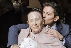 Muere la madre de Ernesto Laguardia: el actor comparte su dolor con un triste mensaje público