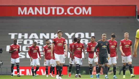 Manchester United ya piensa en sus fichajes para la siguiente temporada. (Foto: Reuters)