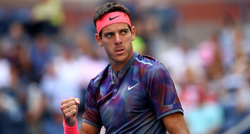 Del Potro está en la posición 28 de la ATP
