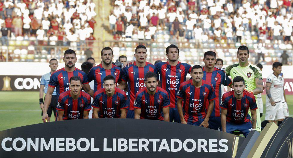 Cerro Porteño recibe a Universitario de Deportes en un partido que se jugará sin público. (AFP)