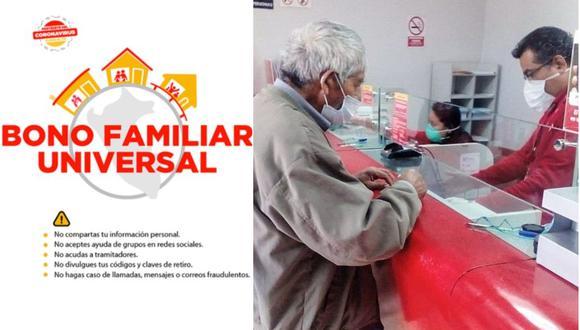 Bono Universal 760 soles: lo que debes saber del subsidio peruano
