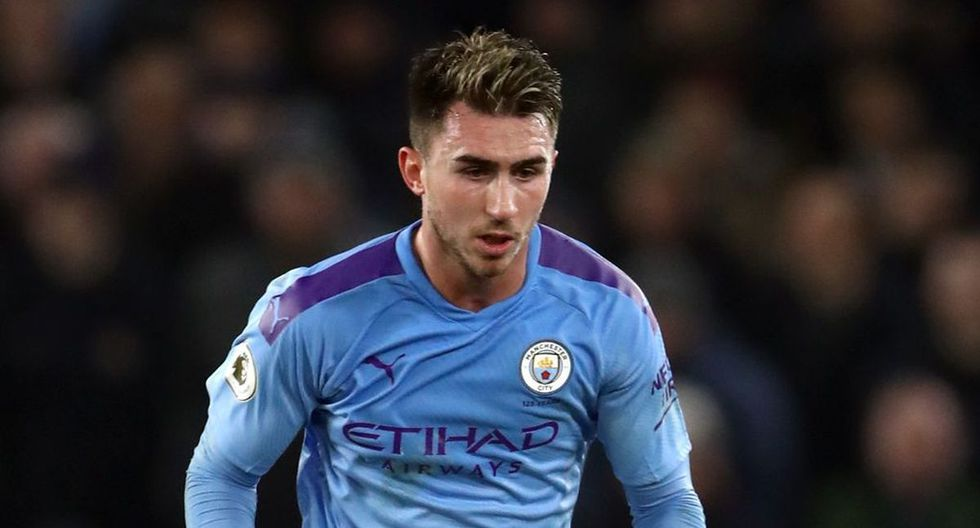 Aymeric Laporte. (Getty Images)