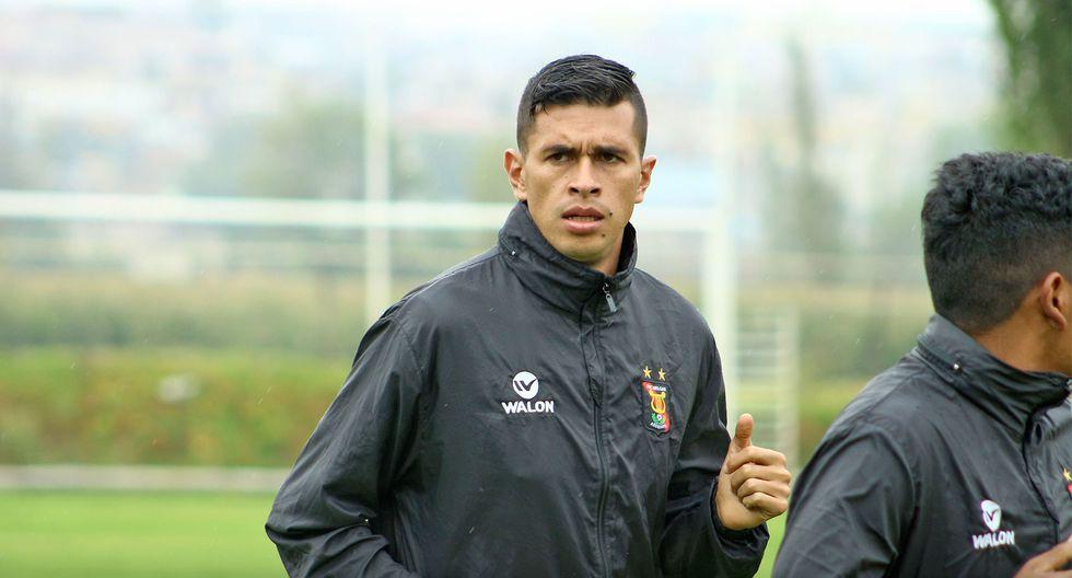 Othoniel Arce se unió a los entrenamientos de Melgar. (Foto: Prensa Melgar)