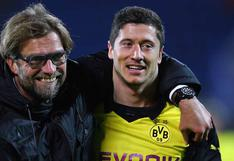 """Desearía haberla tenido con mi padre"": Lewandowski revela la charla con Klopp que le cambió la vida"