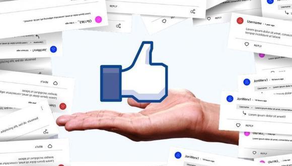 ¿Quieres saber cuales fueron los comentarios que hizo tu pareja o tu amigo en Facebook? Usa este truco. (Foto: Facebook)
