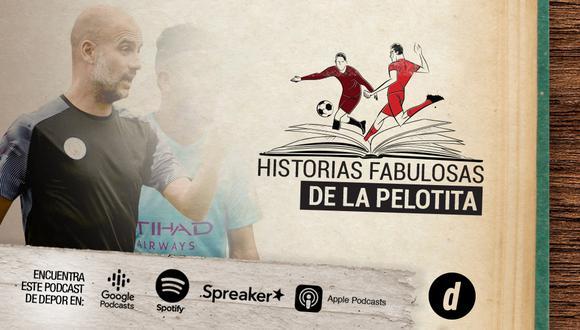 Pep Guardiola, el episodio 11 de las 'Historias Fabulosas de la Pelotita'.