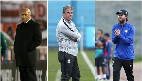 Alianza Lima, Sporting Cristal y Binacional ya clasificaron a la Copa Libertadores 2020. (Fotos: GEC)