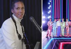 "Alicia Keys interpreta ""Life Goes ON"" de  BTS y sorprende a seguidores 