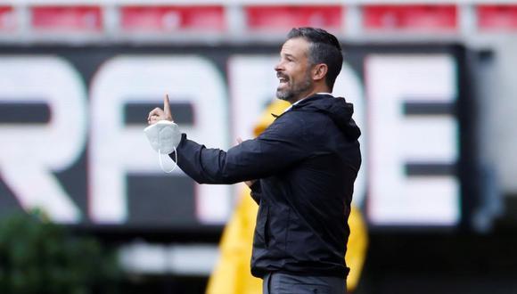 Atlas despide al entrenador Rafael Puente por malos resultados en la Liga MX. (Foto: EFE)
