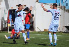 Se salvó Universidad San Martín: Real Garcilaso ganó 4-0 ante Unión Comercio por la fecha 16 del Clausura
