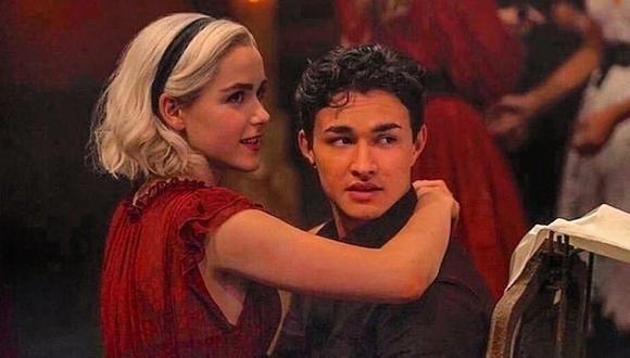 10 cosas que no tienen sentido en la vida de Sabrina en la serie (Foto: Netflix)