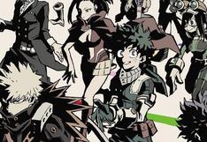 """""""My Hero Academia"""", temporada 5: fecha oficial del estreno de la nueva parte del anime"""