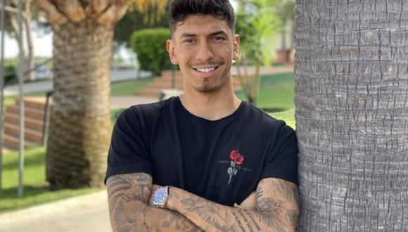 Rhyner sueña con jugar en la Selección Peruana. (Foto: Cádiz FC)