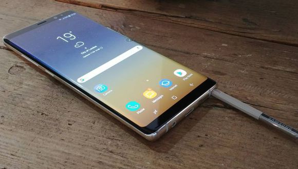 Samsung Galaxy Note 9 (Foto: as.com)