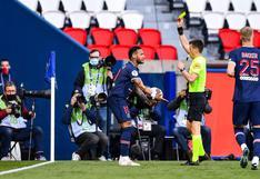 """""""Neymar debe tener más respeto"""": Djalo habló sobre la expulsión del brasileño"""
