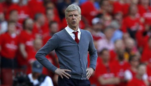El ex técnico de Arsenal critica la realidad del fútbol y lo califica como previsible. Además, declara que en las semifinales de la Champions League se encuentran los cuatros clubes más ricos del mundo. (Foto: AFP)
