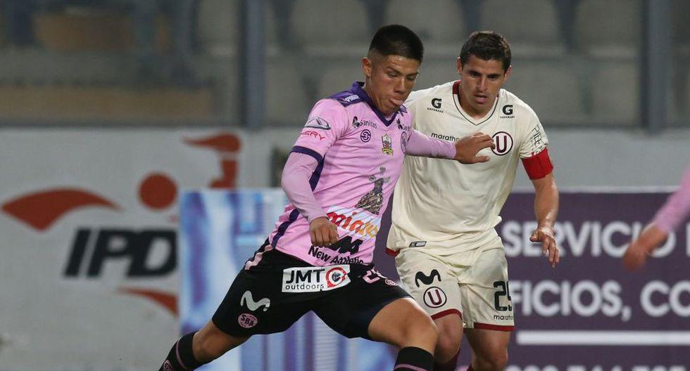 Martín Chang debutó en el 2018 con la camiseta de Sport Boys. (GEC)