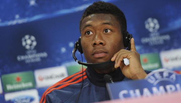 David Alaba confirmó que se irá de Bayern Munich al final de la temporada. (Foto: EFE)