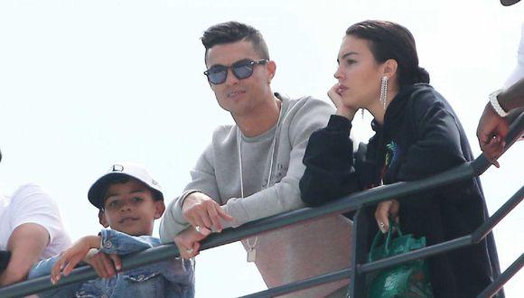 El hijo mayor de Cristiano Ronaldo juega en la academia de Juventus en Turín. (Foto: GTres)