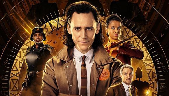 """Marvel comparte los pósteres oficial de la serie """"Loki"""". (Foto: Marvel Studios)"""