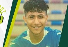 Rodrigo Loroña, el jugador peruano de las menores del Getafe que sueña con un lugar en la Selección Sub17