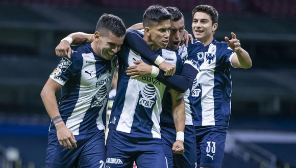 San Luis y Monterrey chocaron por la fecha 11 del Torneo Guard1anes 2020. (Foto: Mexsport)
