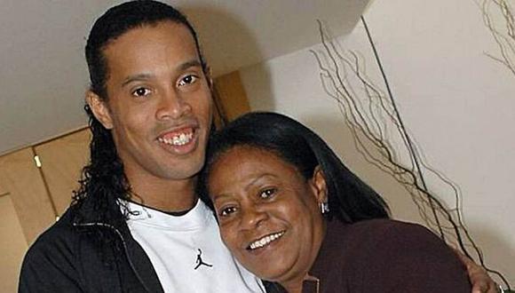 El mensaje de Ronaldinho Gaúcho tras el fallecimiento de su madre. (Foto: Twitter)