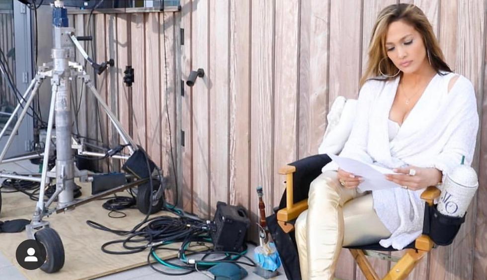 "Jennifer Lopez anuncia la fecha de estreno de ""Hustlers"" (Fotos: Instagram)"