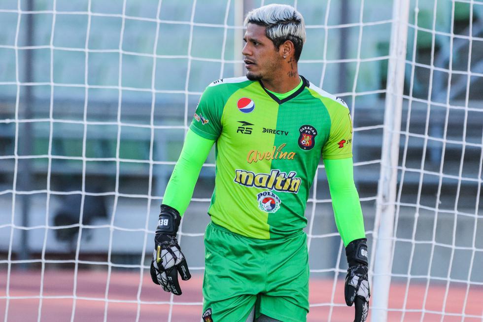 Beycker Velásquez (Foto: Caracas FC)