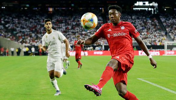 David Alaba llegó a las canteras del Bayern Munich en el 2009. (Getty)