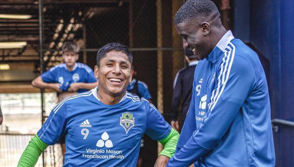 Ruidíaz no fue considerado en Perú para la Copa América (Foto: Sounders FC)